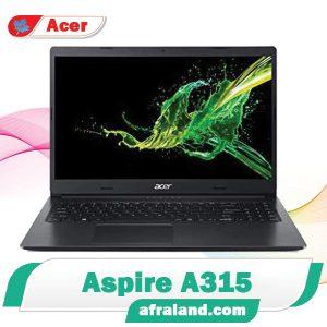 لپ تاپ 15.6 اینچ Acer aspire A315